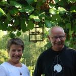 Pascal et Sylvianne Perrat